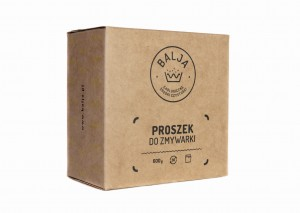 Proszek do zmywarki BALJA, 600 g